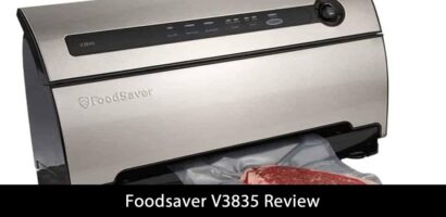 Foodsaver V3835 Review