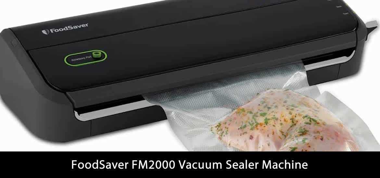 FoodSaver FM2000 Vacuum Sealer Machine
