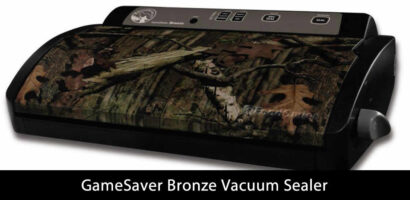 GameSaver Bronze Vacuum Sealer