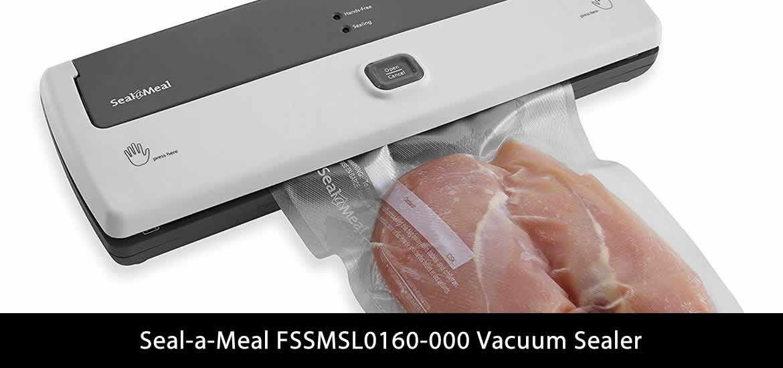 Seal-a-Meal FSSMSL0160-000 Vacuum Sealer
