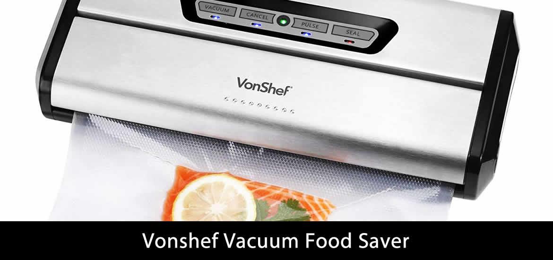 Vonshef Vacuum Food Saver