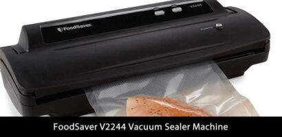 Foodsaver v2244 Review