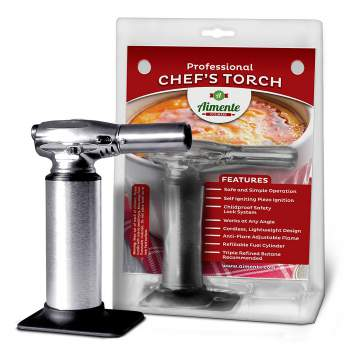 Aimente Professional Chef's Culinary Torch