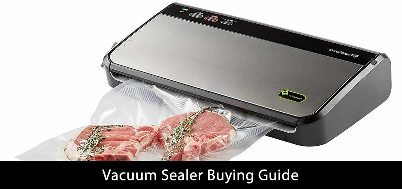 vacuum sealer buying guide great kitchen appliances