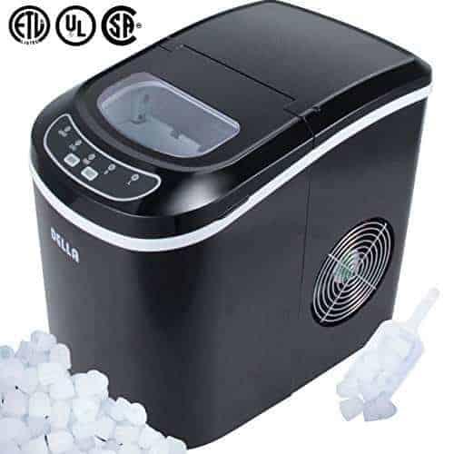 DELLA 048-GM-48183 Ice Maker