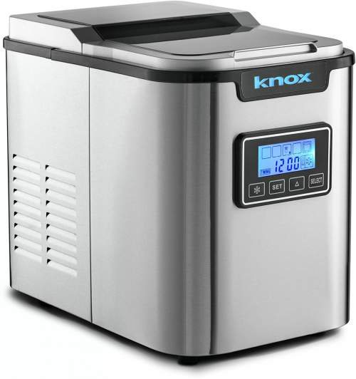 Knox Stainless Steel Ice Maker