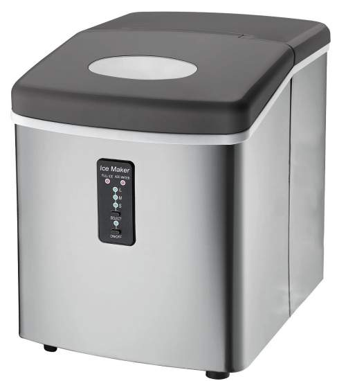Portable, Counter 26lbs Icemaker machineTG22 By ThinkGizmos