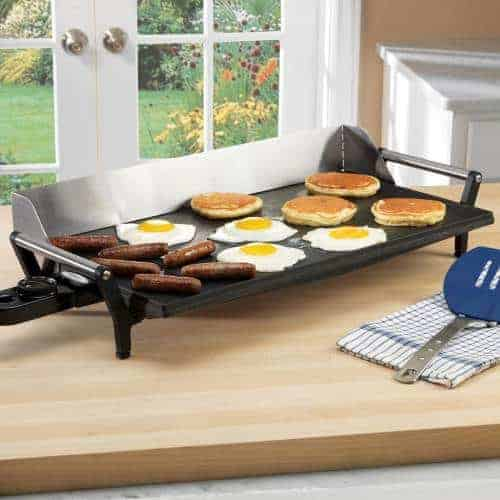 Broil King PCG 10 Professional Portable Nonstick Griddle