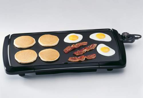 Presto 07030 Cool Touch Electric Griddle