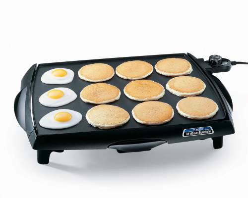 Presto 07046 Tilt n Drain Big Griddle