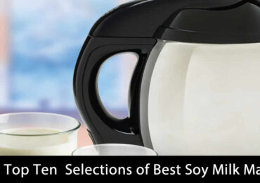 Best Soy Milk Maker Reviews Of 2020
