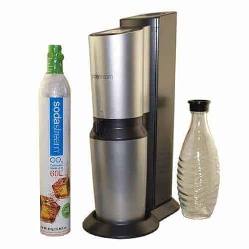 Sodastream Crystal Soda Maker