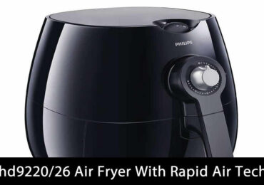 Philips hd9220/26 Air Fryer Review
