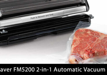 FoodSaver FM5200 Review