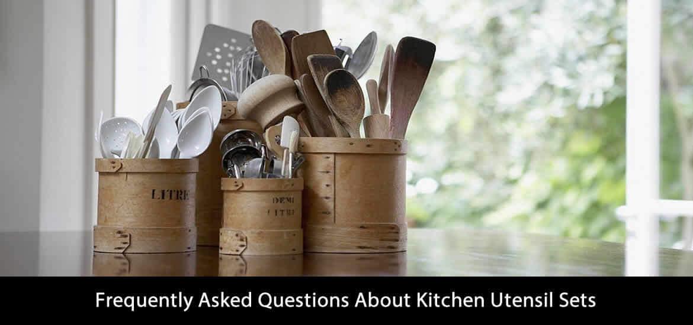 best affordable kitchen utensil set