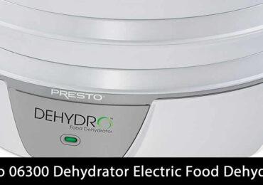 Presto 06300 Dehydrator Electric Food Dehydrator