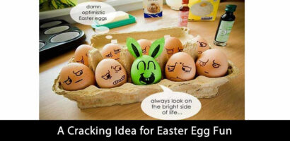 A Cracking Idea for Easter Egg Fun