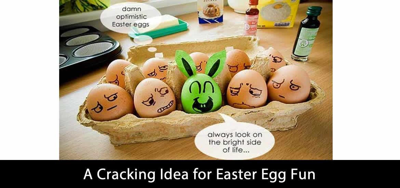 Easter egg fun