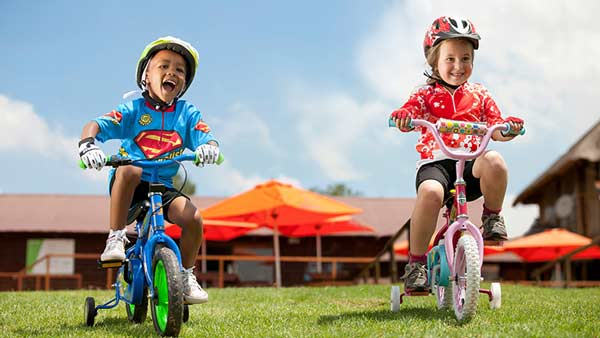 Cycling Lessons