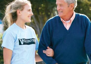 Expert Post: Volunteering With Older People