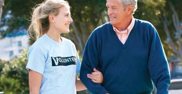 Expert Post: Volunteering With Older People