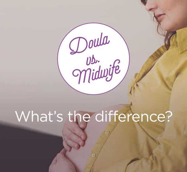 What is The Difference Between a Midwife and a Doula