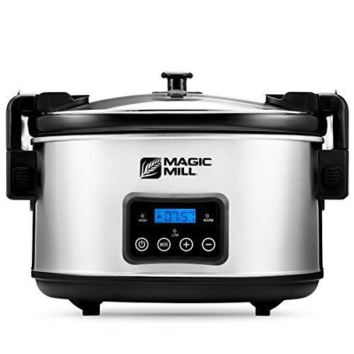 Magic Mill 8.5 Quart Slow Cooker