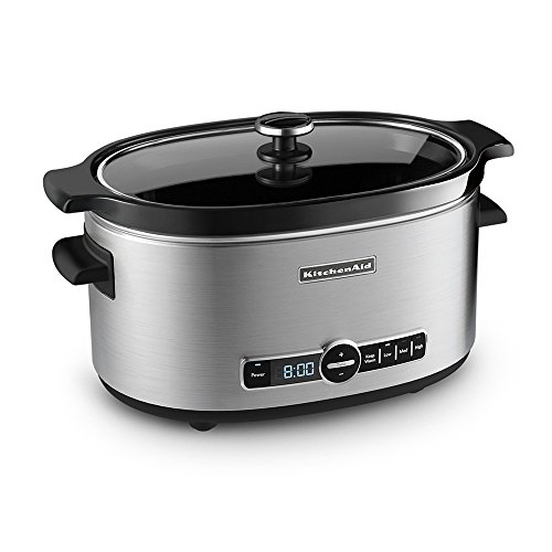 Kitchenaid KSC6223SS 6 Qt Slow Cooker