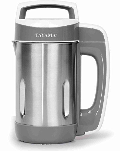 Tayama Stainless Steel Soymilk Maker