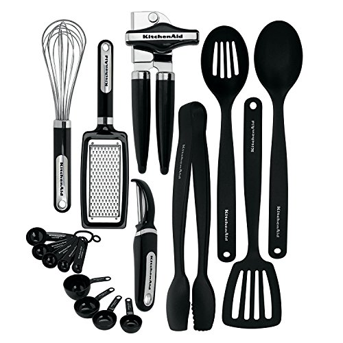 Kitchenaid 17 Piece tool and gadget set