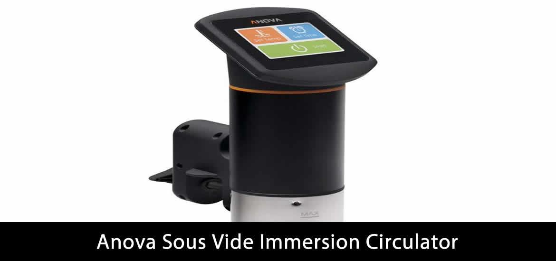Anova Sous Vide Immersion Circulator