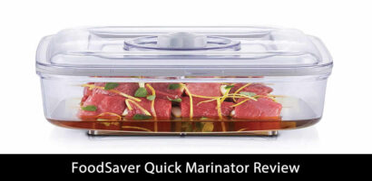 FoodSaver Quick Marinator Review