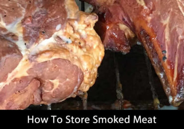How To Store Smoked Meat