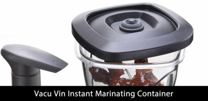 Vacu Vin Instant Marinating Container