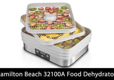 Hamilton Beach 32100A Food Dehydrator Review