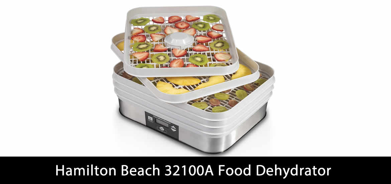 Hamilton Beach 32100A Food Dehydrator