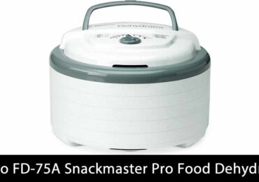 Nesco FD-75A Snackmaster Pro Food Dehydrator Review