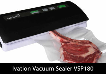 Ivation Vacuum Sealer VSP180 Review
