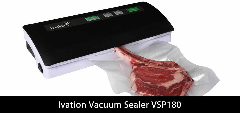 Ivation Vacuum Sealer VSP180 Review
