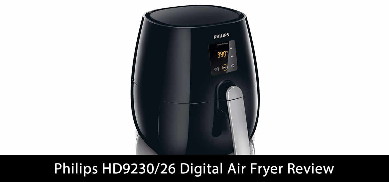 Philips HD9230/26 Digital Air Fryer Review