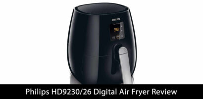 Philips HD9230/26 Digital Air Fryer Review