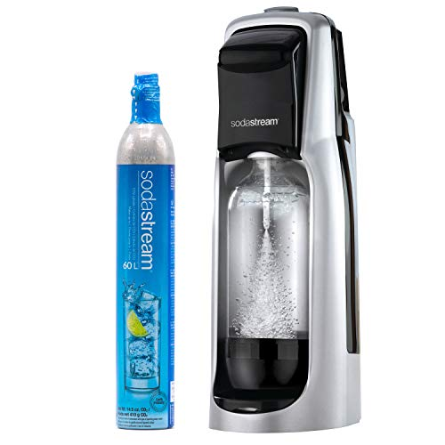 SodaStream Fountain Jet Sparkling Water Maker