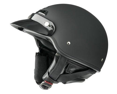 Best for Open Face Motorcycle: Raider Deluxe Helmet