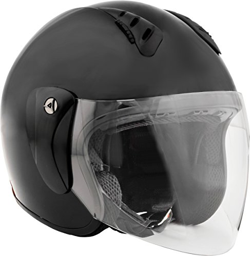 Best for Open Face: Fuel Helmets SH-WS0017