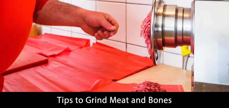 best meat grinder for grinding bones