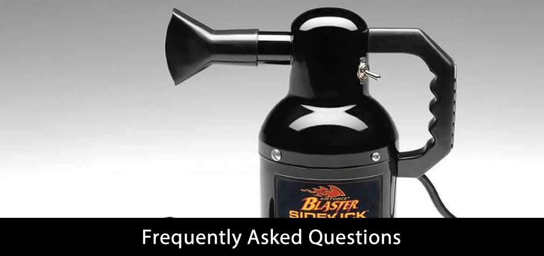 FAQ about Best Car Dryer Blower