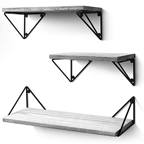 Best for Room: BAYKA Floating Shelves Wall Mounted