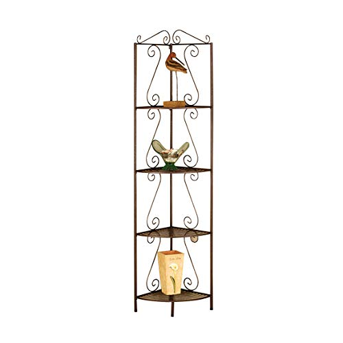 Best for Corner Bookcase: Coaster Home Furnishings CO-910035