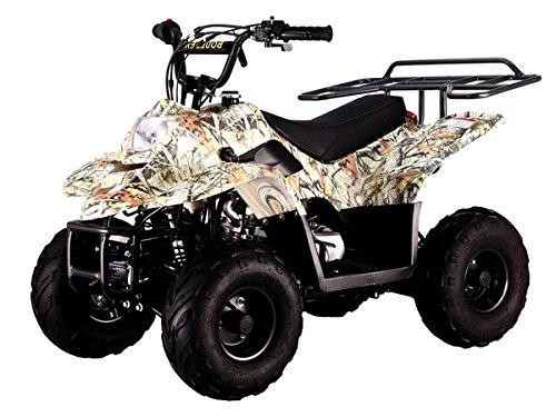 SMART DEALSNOW Brings Brand New 110cc ATV 4 wheeler