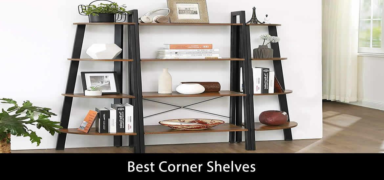 Best Corner Shelves Review